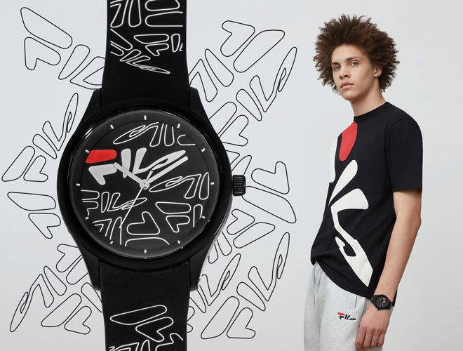 Fila montre des sportifs collection 2019