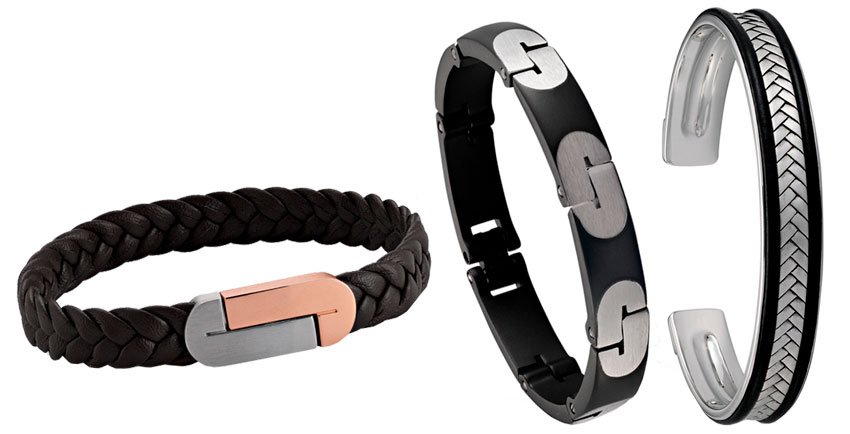 Jourdan bijoux bracelets masculins collection printemps été 2019