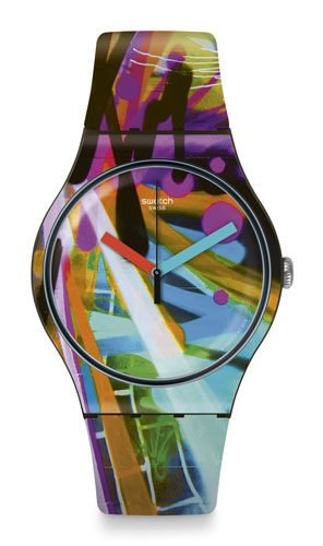 Swatch 2019 Collection Listen to me ©Mista 83