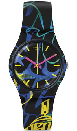 Swatch 2019 Collection Listen to me ©Seyo