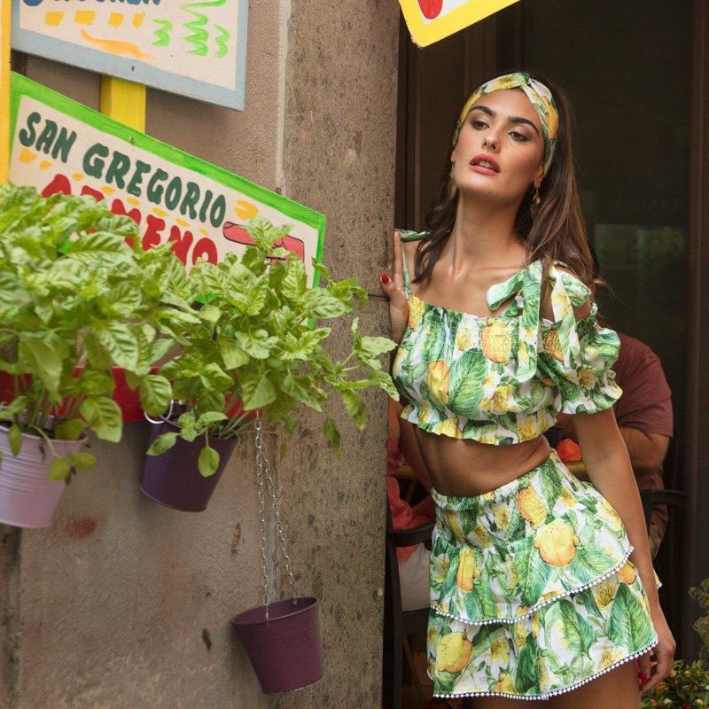 Fashion Luisa Positano  Italy